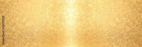 Fototapeta 金箔のバナー obraz