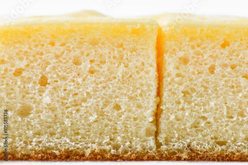 sponge cake Tablou Canvas