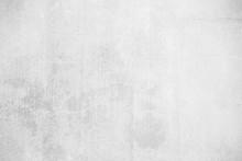 White Grunge Concrete Wall Tex...