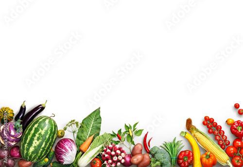 Fotografie, Obraz  Healthy eating background