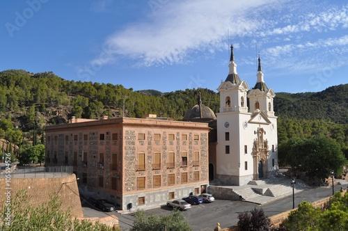 Fotografie, Obraz  Santuario de Nuestra Señora de la Fuensanta