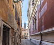 Cityscape of the beautiful city of Venice, Italy