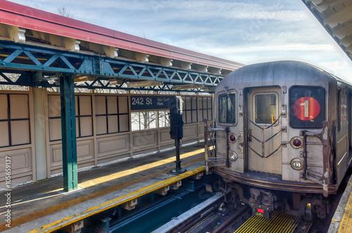 242 Street Station - NYC Subway