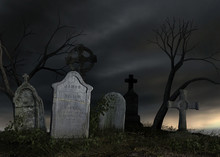 Old Dark Cemetery