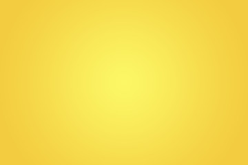 Yellow gradient background.