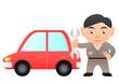 車検 自動車整備士