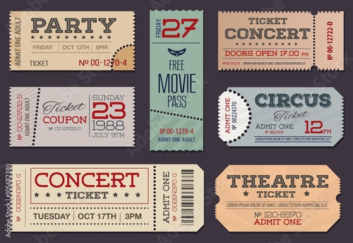 Fotografía  Theater, circus, party and cinema Tickets & Coupons