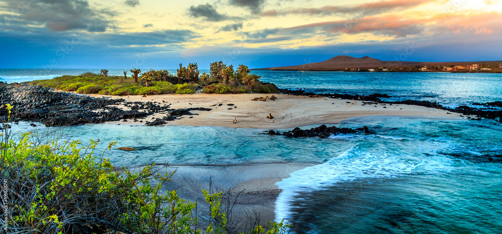 Fototapeta Galapagos islands