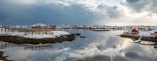 Fisherman's Village, Lofoten I...