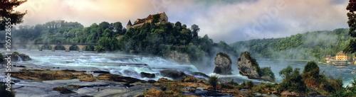 Rhinefalls, Switzerland © Elenarts