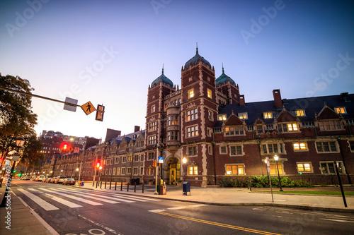 In de dag Madrid University of Pennsylvania
