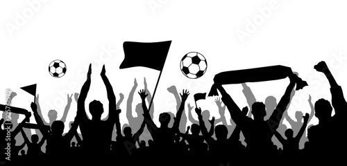 Fan Fussball
