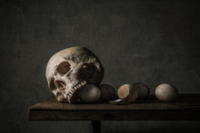 Still Life Photography With Hu...
