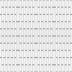 Abstract seamless geometric pattern of long rectangular tiles
