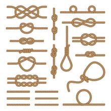 Set Brown Ropes.