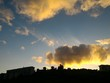Nuvole bruciate dal sole!