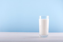 Milk On The Table