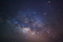 Close-up Of Milky Way Galaxy, ...