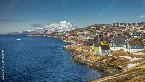 Fotografija  Nuuk, Greenland