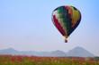 Hot Air Balloon Launch, Balloon Fiesta