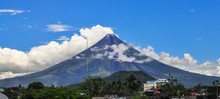 Mayon Volcano, An Almost Perfe...