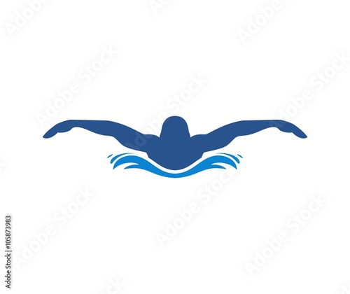 Photo Swimming logo