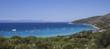 Panorama della costa del Sud Sardegna - Mari pintau (Cagliari)
