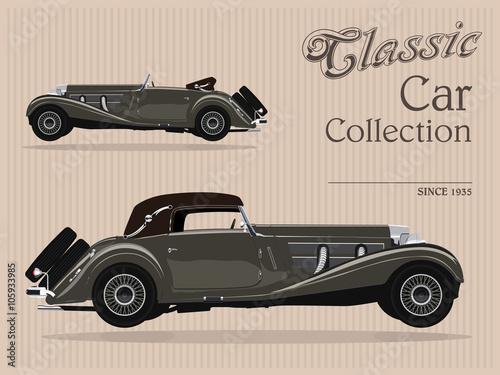 Fotografia  Classic Car Collection