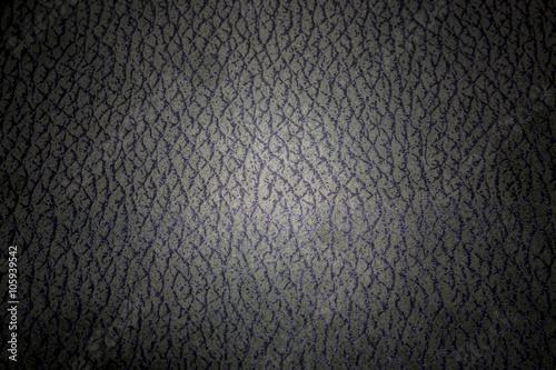 Deurstickers Leder Fabric Texture