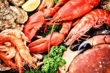 Fine Selection Of Crustacean F...