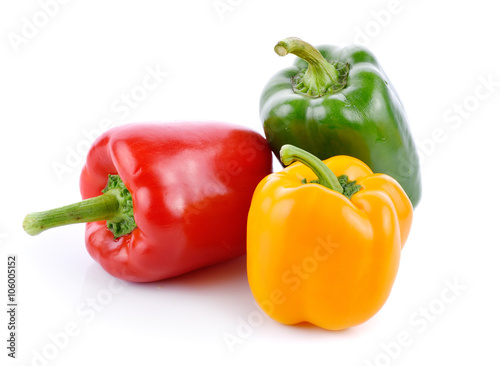 Canvastavla Bell pepper