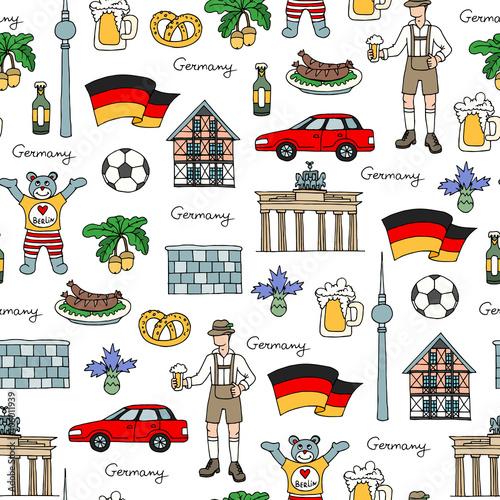 wektorowy-bezszwowy-wzor-z-reka-rysujacymi-barwiacymi-symbolami-niemcy