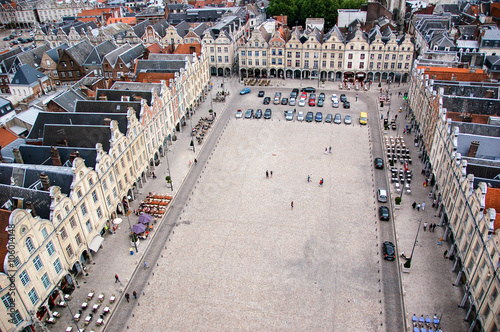 Photo Grand Place Arras