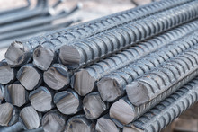 Big Size Rebar Used In Construction Concrete