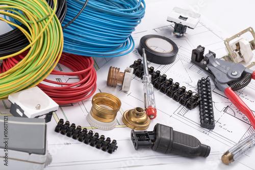 Electric equipment concept