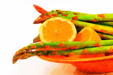 Lemons and Asparagus