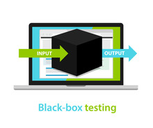 Black Box Testing Input Output Process  Software Development Methodology