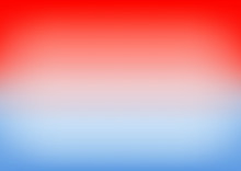 Blue Serenity Red Gradient Bac...