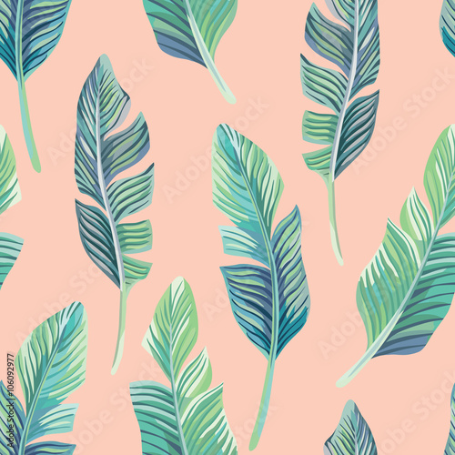 banana-leaves-seamless-background
