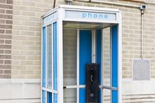 Abandoned Phone Booth I