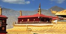 Tibet - Jokhang Kloster In Lhasa