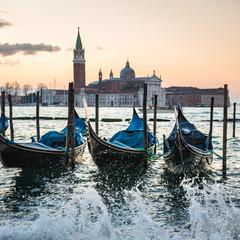 Panel Szklany Podświetlane Wenecja Venice, Italy