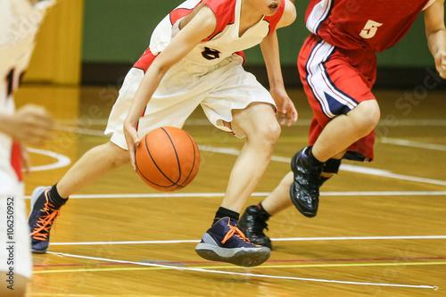 バスケットボール Poster