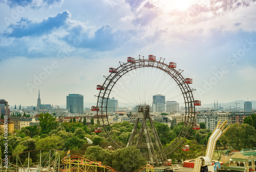 Photo  Wiener Riesenrad