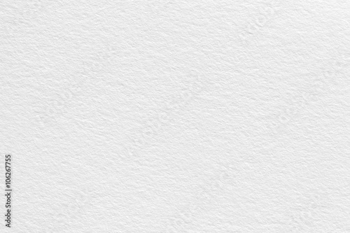 Obraz na plátně  White paper texture.