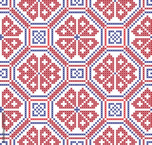 Tapety o tematyce podróżniczej haftowany-wzor-na-przezroczystym-tle