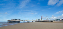 The Central Pier, Blackpool, ,UK