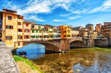 The Ponte Vecchio, Florence, I...