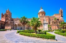 Cathedral Of Palermo, Sicily, ...
