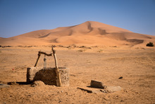 Old Well, Morocco, Sahara Desert